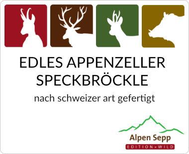Edles Appenzeller Speckbröckle