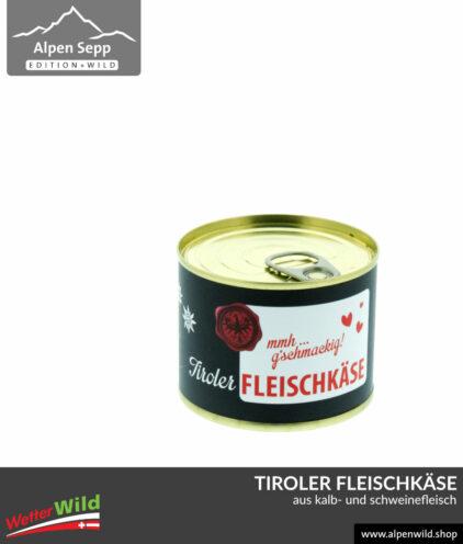 Tiroler Fleischkäse Leberkäse