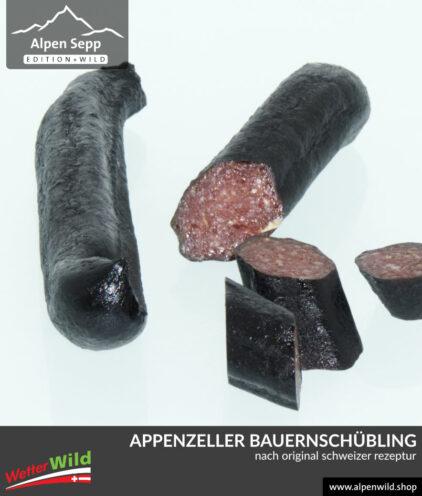 Appenzeller Bauernschübling nach schweizer Rezept