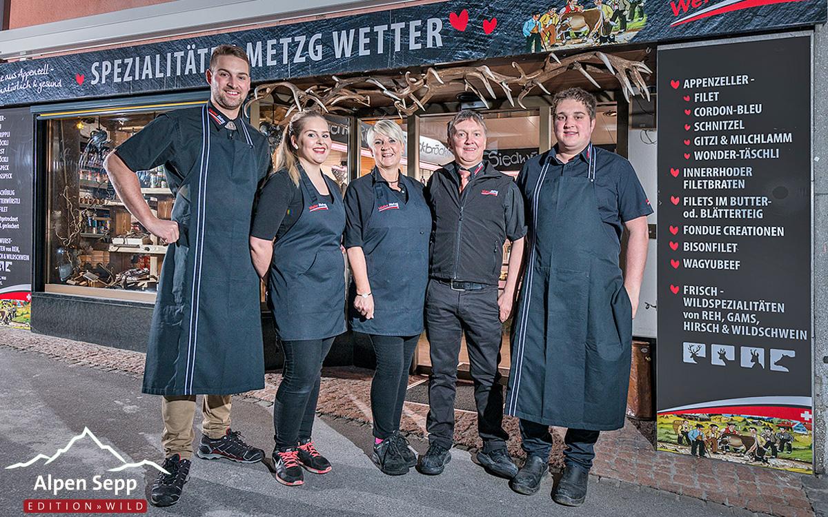 Familie Wetter - Wetter Wild GmbH
