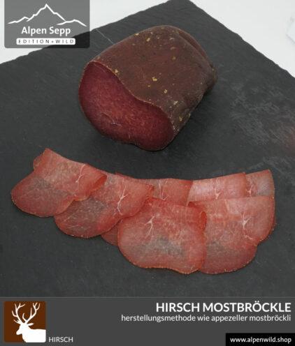 Hirsch Mostbröckle im Shop kaufen