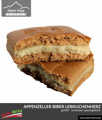 Appenzeller Biber, Füllung, schweizer Spezialität