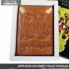 Appenzeller Biber Trachtenpaar, schweizer Spezialität