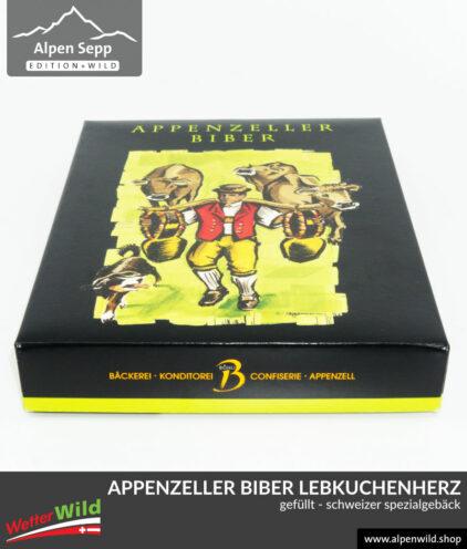 Appenzeller Biber, Verpackung, schweizer Spezialität