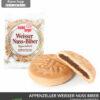 Appenzeller Weisser Nuss Biber, eine schweizer Spezialität