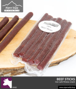 Beef Snacks - Low Carb Snack