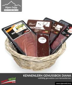 Kennenlern Genussbox DIANA