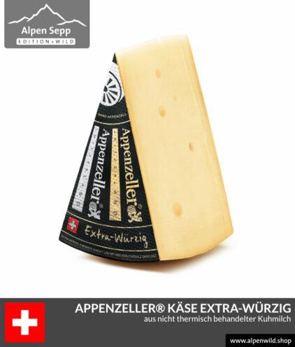 Appenzeller® Käse extra-würzig - Swiss Cheese