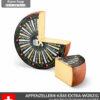 Appenzeller® Käse extra-würzig – Swiss Cheese