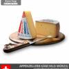 Appenzeller® Käse mild-würzig aus der Schweiz – Swiss Cheese